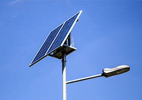 Solar Street Light Battery